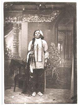 Crazy Horse, 1877