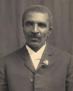 George Washington Carver, 1910