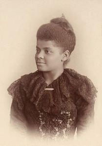 Photo of Ida B. Wells