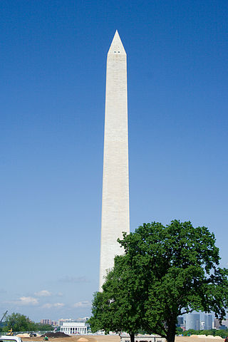 Washington Monument, Photo by David Bjorgen