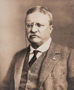 Theodore Roosevelt, 1918