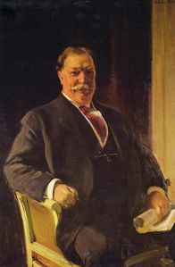 Portrait of President Taft