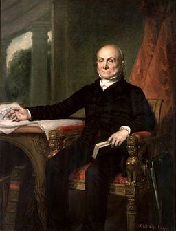 John Quincy Adams Official White House Portrait