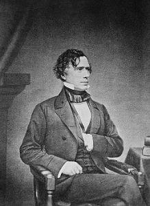 Portrait of Franklin Pierce