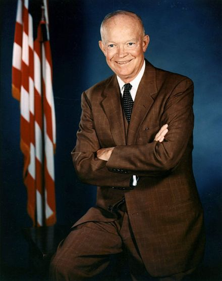 512px-Eisenhower_official