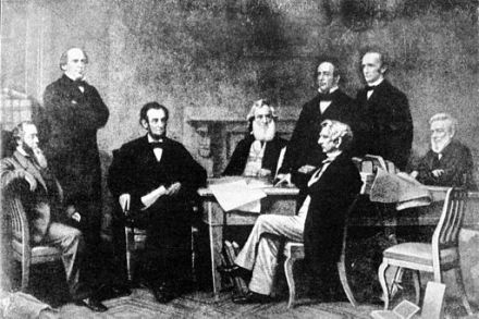 colliers_1921_lincoln_abraham_-_cabinet_meeting