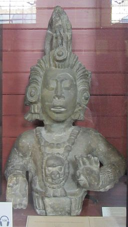 256px-Maya_maize_god_statue